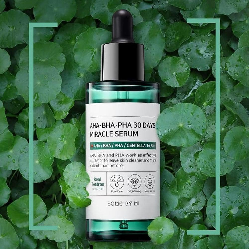 Serum Trị Mụn AHA BHA PHA 30 Days Miracle Some By Mi, 50ml