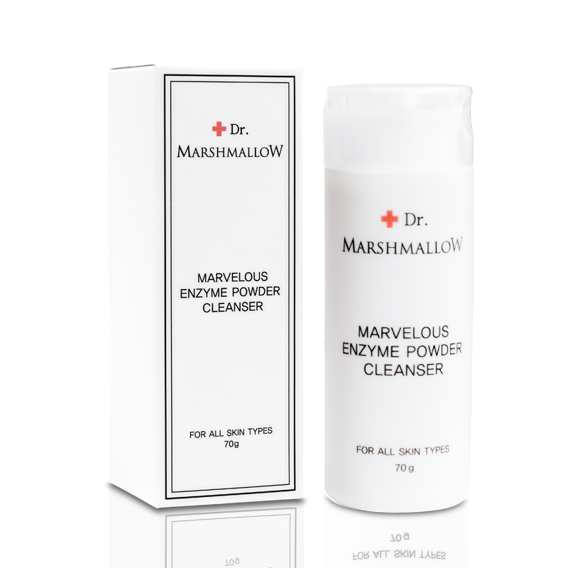 Bột rửa mặt sạch sâu cao cấp - Dr.Marshmallow Marvelous Enzyme Powder Cleanser