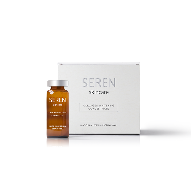 Seren Collagen Whitening Concentrate - Tinh chất Collagen và Hyaludronic Acid